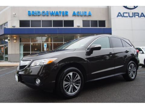 Certified PreOwned Acura RDX In Bridgewater NJ Bridgewater NJ - Acura rdx lease prices paid