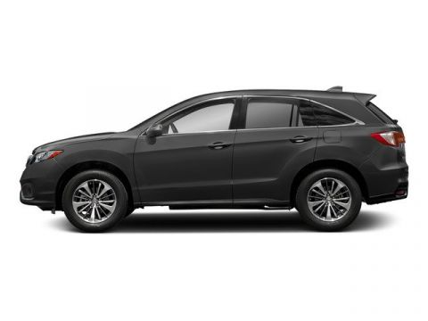 New 2018 Acura RDX AWD with Advance Package