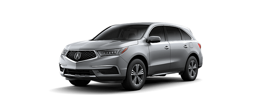 New 2018 Acura MDX SH-AWD