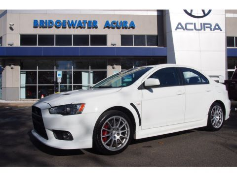 Pre-Owned 2011 Mitsubishi Lancer Evolution GSR