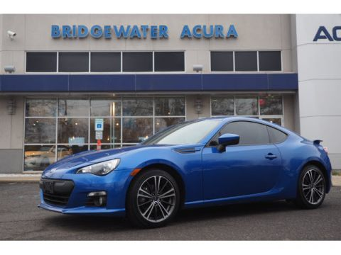 Pre-Owned 2015 Subaru BRZ Limited w/Nav