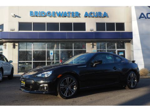 Pre-Owned 2014 Subaru BRZ Limited w/Nav