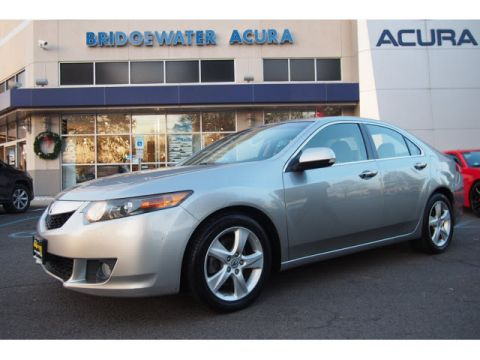 Pre-Owned 2009 Acura TSX 6 speed FWD 4dr Sedan 6M