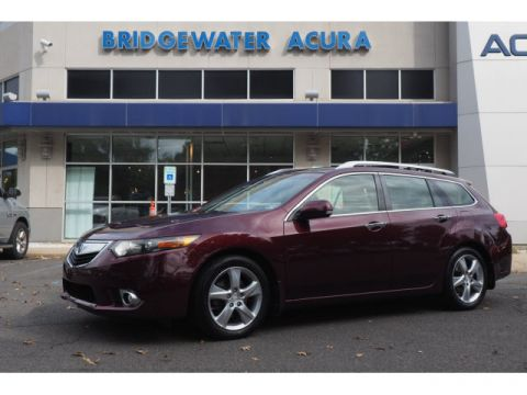 Pre-Owned 2012 Acura TSX Sport Wagon w/Tech