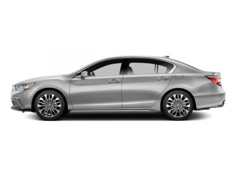 New 2018 Acura RLX with Technology Package FWD 4dr Car