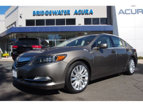 Certified Pre-Owned 2015 Acura RLX with Technology Package FWD 4dr Sedan w/Technology Package