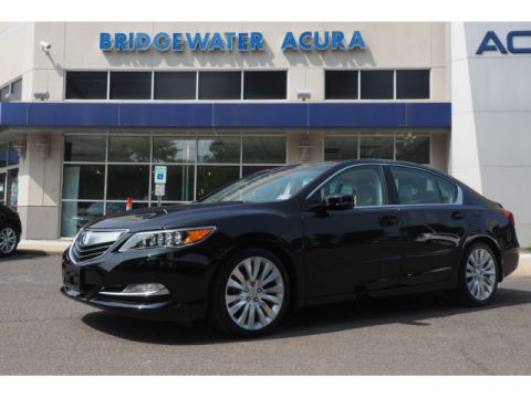Pre-Owned 2014 Acura RLX w/Advance