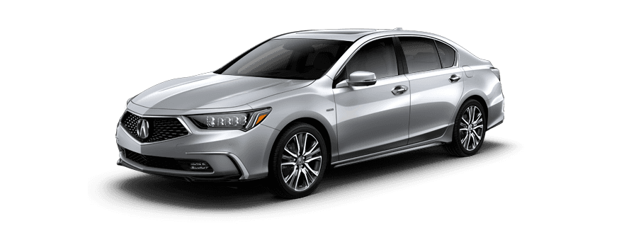 New 2018 Acura RLX SPT HYB SHAWD ADV All Wheel Drive 4dr Car
