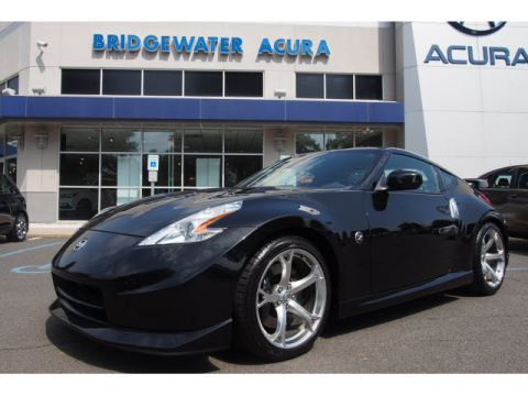 Pre-Owned 2009 Nissan 370Z Nismo RWD NISMO 2dr Coupe