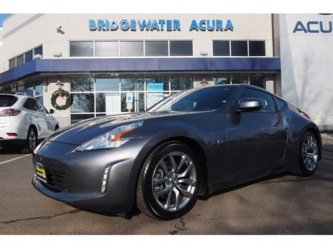 Pre-Owned 2014 Nissan 370Z Base RWD Base 2dr Coupe 7A