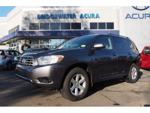 Pre-Owned 2009 Toyota Highlander Base FWD Base 4dr SUV