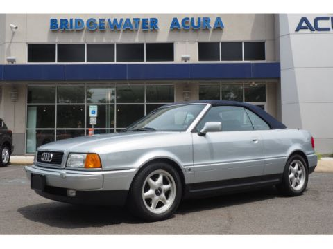 Pre-Owned 1997 Audi Cabriolet Base