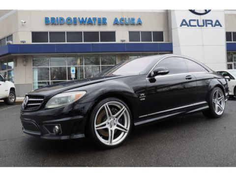 Pre-Owned 2008 Mercedes-Benz CL 65 AMG® w/Nav