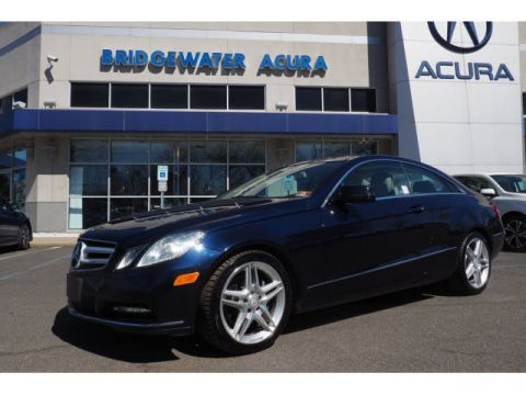 Pre-Owned 2013 Mercedes-Benz E 350 4MATIC® w/Nav